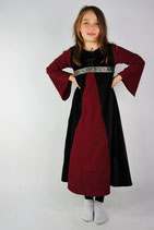 Kinder Mittelalter-Kleid, SAMT
