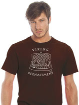 "T-Shirt ""Viking Drakkar-Viking Reenactment"" (SVW014-VR)"
