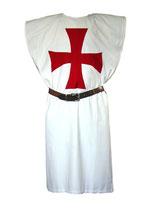 Waffenrock mit Kreuz