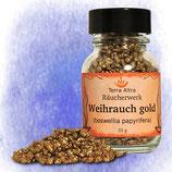 Räucherharz: Weihrauch gold