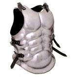 Griech. Muskelbrust- und Rückenpanzer