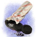 Kohletabletten 40mm
