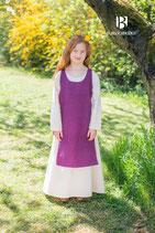 """Kinder Mittelalter-Überkleid """"Ylva"""", flieder"""