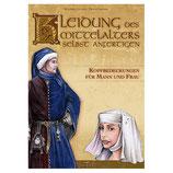 Kleidung des Mittelalters selbst anfertigen - Kopfbedeckungen