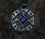 Anhänger Amulett keltisches Kreuz LA-MD18