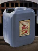 Met/Honigwein-Apfel, 6% Vol.; 10 Liter Kanister