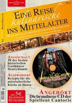 Karfunkel Kulinarische Reise ins Mittelalter - mit CD -