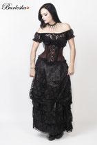 "Victorian Rock ""Alexandra"", schwarz"
