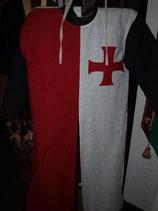 Templer-Waffenrock aus Leinen von Verlaine