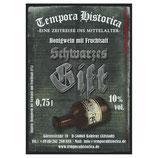 Met/Honigwein-Schwarzes Gift, 10% Vol.