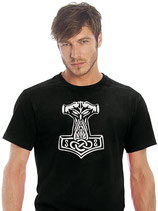 "T-Shirt ""Mjölnir-Thorshammer"" (SVW003)"