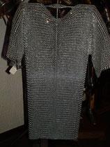 Kettenhemd Stahl verzinkt 9mm Gr. XXL