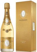 Louis Roederer Cristal Brut 2012 Champagner in Premium Geschenkverpackung