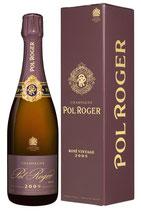 Pol Roger Rosè Vintage 2009 Champagner