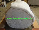 Hochwertiger Keramikfaser Superwool von Thermal Ceramics auf Rollen (7,32m/0,61m)