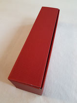 Dekorative Geschenkbox - perfekt für einzelne Weinflaschen