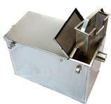 Limpieza separador capacidad de 100 a 500 litros