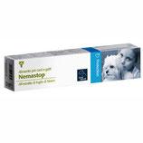 NEMASTOP SIRINGA 10g - mangime complementare -Un valore in più per i cuccioli e adulti che aiuta a rinforzare le loro naturali difese intestinali