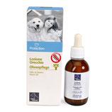 LOZIONE ALL' OLIO DI NEEM PER ORECCHIO - 50 ml -Deterge e protegge il condotto auricolare, aiutando a prevenire le colonizzazioni cutanee.