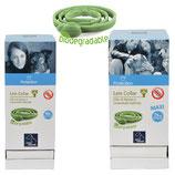 Il collare biodegradabile Leis Collar un valido supporto naturale: efficace aiuto con effetto sgradevole per zanzare e flebotomi, senza alcun effetto collaterale