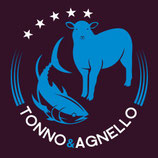 grain free adult all breeds al tonno & agnello