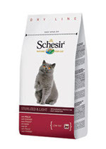 schesir sterilized & light - gatto sterilizzato - 1,5kg