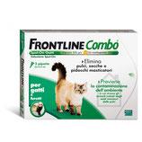 FRONTLINE COMBO PER GATTI - 3 PIPETTE