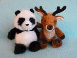 Pandabär, Rentier