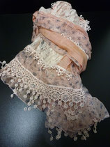 Seiden Schal