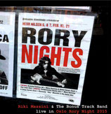 Riki Massini and Bonus Track Band Play Rory Gallagher Live in Oslo Rory Night 2015