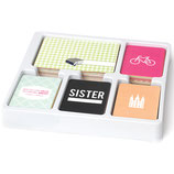 Becky Higgins / American Crafts - Project Life - Core Kit { Sister }