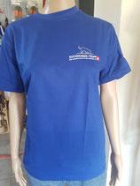 Suchhunde T-Shirt blau