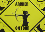 """Archer on Tour - Ladies"""