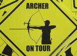 """""""Archer on Tour - Men"""" - SALE"""