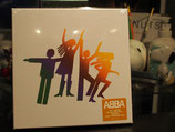 Abba: Abba - The Singles (Limited-Numbered-Edition) (Colored Vinyl)