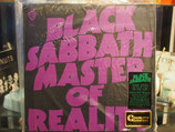 Black Sabbath: Master Of Reality Deluxe Vinyl 2 LP