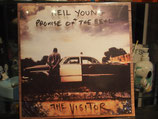 "Neil Young & Promise of the Real ""the visitor""-2 x  Vinyl"