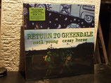 Neil Young & Crazy Horse ‎– Return To Greendale -  2LP- Set - Vinyl