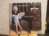 Diana Krall - All for You - Vinyl -45RPM - 2LP-Set -180 Gr.