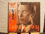 DAVID BOWIE-HEATHEN-JAPAN  - LP - OBI- Ltd- Vinyl