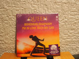 "QUEEN BOHEMIAN RHAPSODY I'M IN LOVE WITH MY CAR 7""  Vinyl RSD 2019"