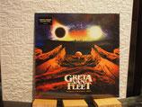 GRETA VAN FLEET Anthem Of The Peaceful Army - LP / Yellow Vinyl