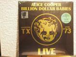 Alice Cooper -Billon Dollar Babies Live - Vinyl