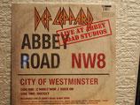 "Def Leppard - Live At Abbey Road Studios (Ltd. 12"" Vinyl) Record Store Day 2018"