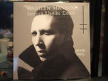 Marilyn Manson - Heaven Upside Down- White Vinyl