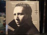 Marilyn Manson - Heaven Upside Down- White Vinyl