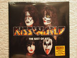 Kiss -  KISSWORLD - The Best Of KISS (Ltd. Coloured LP)