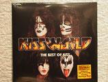 Kiss -  KISSWORLD - The Best Of KISS (Ltd. Coloured LP)