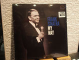 "Frank Sinatra - May Way - (Live) -Vinyl, 12"", Single"