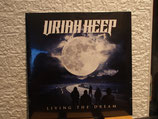 Uriah  Heep - Living The Dream -Blue Vinyl